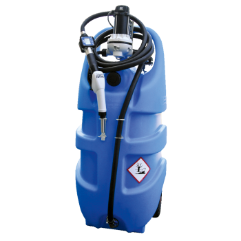 Jerrican EMILCADDY ® de transport AdBlue ® 55L ou 110L en polyéthylène
