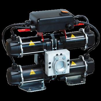 Pompe électrique gasoil haut débit ST200 DC ® 24V, 185 L/min