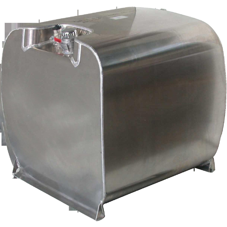 cuve alutank carr e compacte en aluminium homologu e adr pour le transport de gasoil 90l 450l. Black Bedroom Furniture Sets. Home Design Ideas