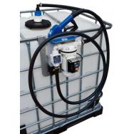 Kit de transfert Adblue® SUZZARABLUE SIDE® 230V 32 L/min pour IBC