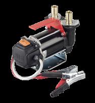 Pompe électrique gasoil CARRY ® 12 V ou 24 V, 50 L/min