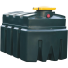 Cuve Waste Oil 2500L